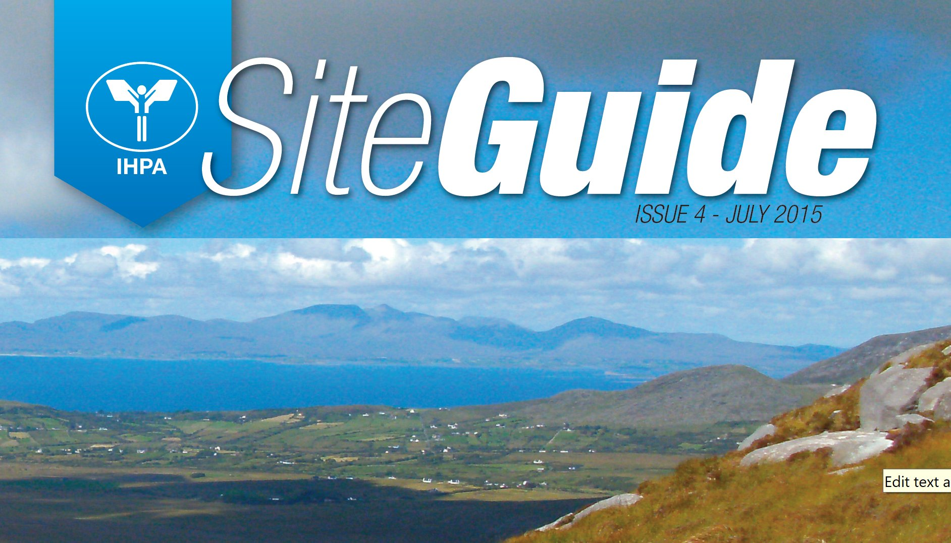 IHPA Sites Guide Module Photo
